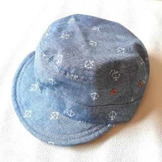 ■美品■baby マリンキャスケット(帽子)