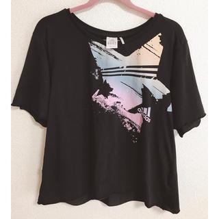 アディダス(adidas)のアディダス adidas Tシャツ ジム、ランニング、ヨガに!(ウェア)