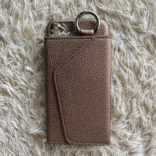 美品!ensemble iPhone8ケース Porte(iPhoneケース)