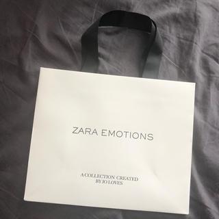 ザラ(ZARA)の未使用 ZARA×Jo Malone 限定ショッパー(香水(女性用))