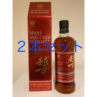 マース(MARS)のマルス  越百 ワインカスク(ウイスキー)