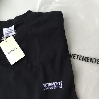 Balenciaga - 【希少コラボ】VETEMENTS スターウォーズ アトリエパッチTシャツ
