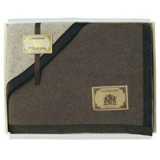 日本製 高級素材 ホテル仕様 カシミヤ ウール毛布 【寝具 シングル ギフト】(布団)