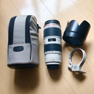 キヤノン(Canon)のCanon キャノン EF70-200mm F2.8 L IS Ⅱ USM (デジタル一眼)