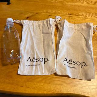イソップ(Aesop)のイソップ aesop 巾着(ショップ袋)