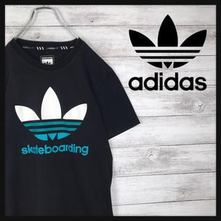 アディダス(adidas)のadidas アディダス Tシャツ トレフォイル skateboarding(Tシャツ/カットソー(半袖/袖なし))
