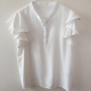 ケービーエフプラス(KBF+)のブラウス KBF +(シャツ/ブラウス(半袖/袖なし))