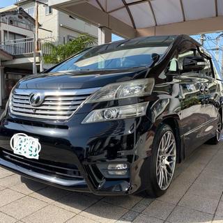 トヨタ - ベルファイア ブラック