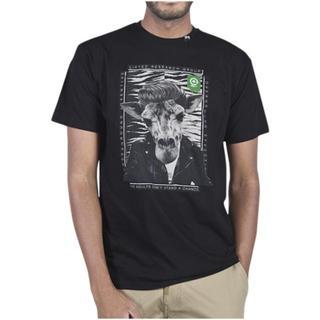 エルアールジー(LRG)の新品未使用 LRG Tシャツ 黒 Mサイズ(Tシャツ/カットソー(半袖/袖なし))