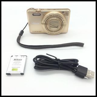 ニコン(Nikon)の【Wi-Fi内蔵】 NIKON COOLPIX S7000 20倍ズーム(コンパクトデジタルカメラ)