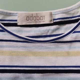 アダバット(adabat)のアダバットカットソー(Tシャツ(半袖/袖なし))