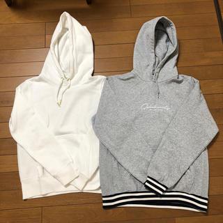 ジーユー(GU)のGU150〜160トレーナー2枚(Tシャツ/カットソー)