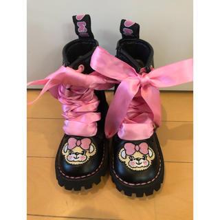 アースマジック(EARTHMAGIC)のブーツ 13センチ(ブーツ)