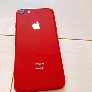 Apple - iPhone8 64GB product red レッド docomo 本体