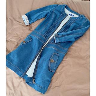 BURBERRY BLUE LABEL - ▫️ BURBERRY BLUE LABEL  デニム ワンピース ▫️
