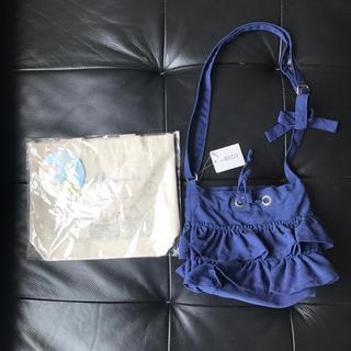 サンエックス(サンエックス)のすみっこぐらし ミニトードバッグ と kpDECOポケット(トートバッグ)