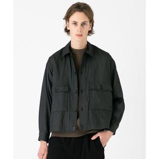 YAECA - CLANE HOMME STAND FALL COLLAR JACKET