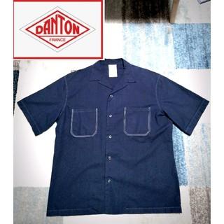 ダントン(DANTON)の※最終値引※【DANTON】お洒落 半袖シャツ(シャツ)
