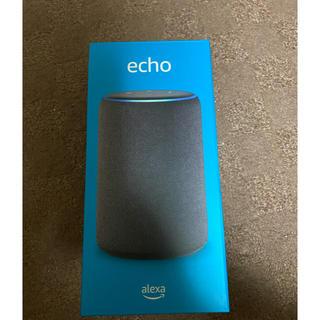 エコー(ECHO)のAmazon echo 第三世代 アレクサ(スピーカー)