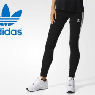 アディダス(adidas)のadidas レギンス 三本ライン アディダス (レギンス/スパッツ)