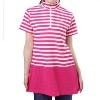 ディズニー(Disney)のディズニー Disney ゴルフウェア 半袖シャツ  ワンピース(ウエア)
