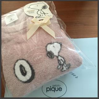 gelato pique - ジェラートピケ♡ 【PEANUTS】ジャガードプルオーバー&ショートパンツ
