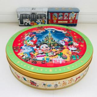 ディズニー(Disney)の(6/5削除予定) ディズニー 空き缶 3個セット(キャラクターグッズ)