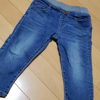 シマムラ(しまむら)の♡デニムパンツ♡  120cm(パンツ/スパッツ)