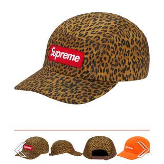 シュプリーム(Supreme)のSupreme Barbour Waxed Cotton Camp cap(キャップ)