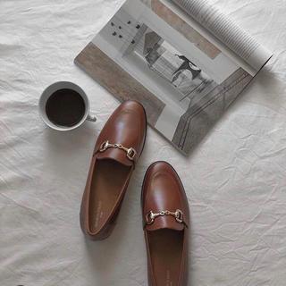 イエナスローブ(IENA SLOBE)のMARION TOUFET ビットローファー(ローファー/革靴)