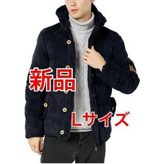 【新品】モッズコート メンズ 中綿入り ダウンジャケット(モッズコート)