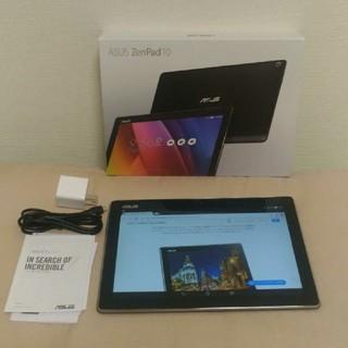 エイスース(ASUS)のASUS Zenpad10 Z300M 10.1インチ液晶搭載タブレット(タブレット)