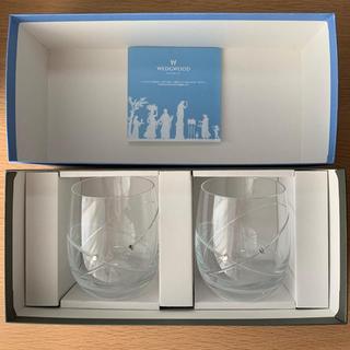 ウェッジウッド(WEDGWOOD)のWEDGWOOD タンブラー ペアグラス(グラス/カップ)