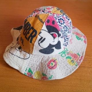 デニムダンガリー(DENIM DUNGAREE)のデニム&ダンガリー  ミッキー  帽子 54(帽子)