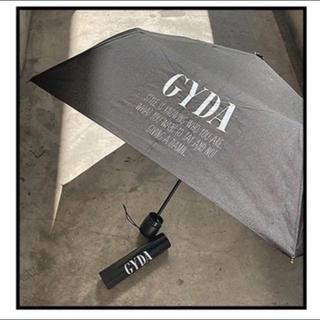 ジェイダ(GYDA)の値下げ不可‼️ジェイダ  ノベルティ (傘)