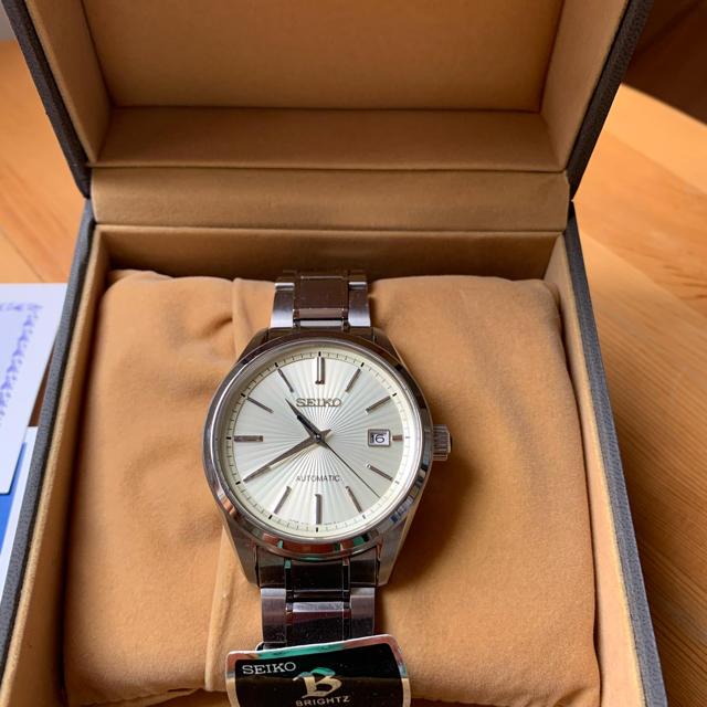 SEIKO(セイコー)のセイコー ブライツ メカニカル SDGM001 メンズの時計(腕時計(アナログ))の商品写真