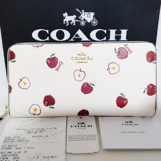 COACH - 新品未使用 COACH コーチ リンゴ アップル 財布