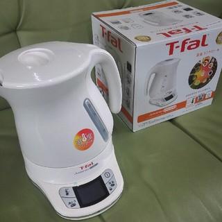 ティファール(T-fal)のT-FAL ジャスティン プラスコントロール(電気ケトル)