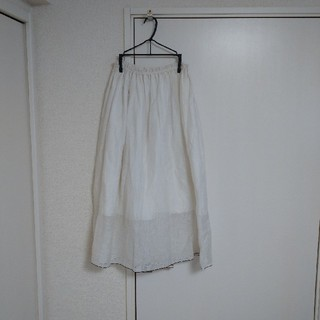 SCOT CLUB - mansart ロングスカート