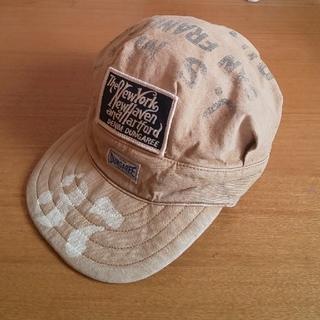 デニムダンガリー(DENIM DUNGAREE)のデニム&ダンガリー ワークキャップ 56  帽子(帽子)