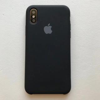 アップル(Apple)のiPhone シリコンケース  新品未開封 最短発送(iPhoneケース)