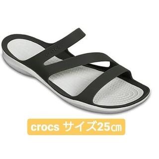 クロックス(crocs)の【新品】crocs スウィフトウォーター(サンダル)