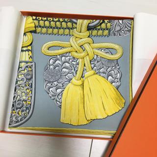 Hermes - エルメス スカーフ レア