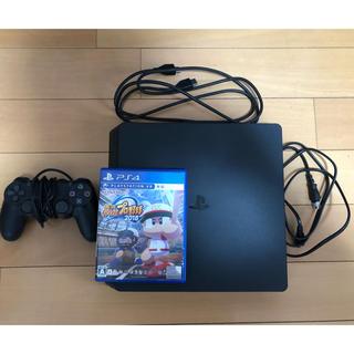 PlayStation4 - SONY PlayStation4 500GB本体  パワプロ2018セット