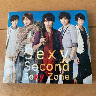 セクシー ゾーン(Sexy Zone)のSexy Second SexyZone DVD(ミュージック)