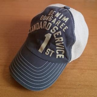 デニムダンガリー(DENIM DUNGAREE)のデニム&ダンガリー キャップ 52(帽子)