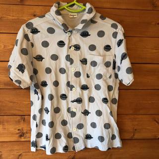 コンビミニ(Combi mini)のcombi mini 半袖シャツ 120サイズ 綿100%(Tシャツ/カットソー)