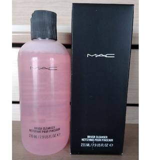 マック(MAC)の【M・A・C】 BRUSH CLEANSER ブラシクレンザー 235ml(その他)