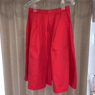 アントマリーズ(Aunt Marie's)のAunt Marie's 膝丈フレアスカート (ひざ丈スカート)