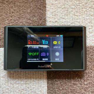 ソフトバンク(Softbank)の305ZT Y!mobile ポケットWi-Fiルーター(PC周辺機器)